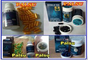 Contoh Obat Hammer Palsu
