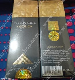 Titan Gold Made In Rusia