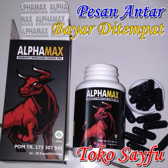 Jual Obat Alphamax Bali