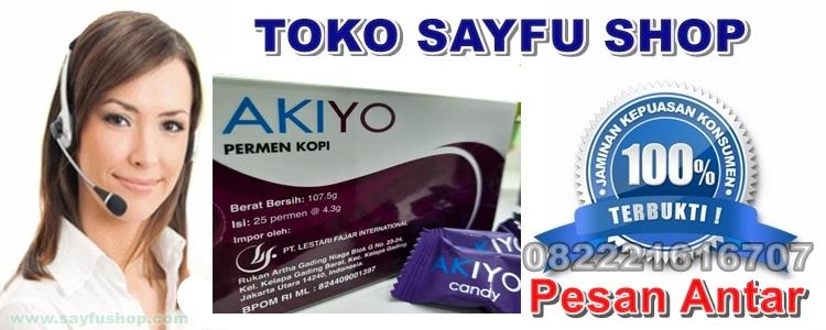 Jual Permen Akiyo Bali